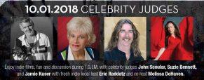 Spotlight on October TGIM celebrity judge John Scoular