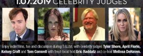 Spotlight on January T.G.I.M. celebrity judge April Florio