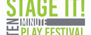 CFABS' long-awaited Stage It! 10-Minute Play Festival is October 9-11