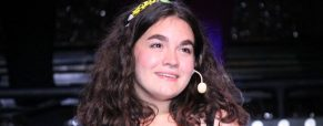 Autumn Pepper Rhodes turns in another terrific vocal performance in 'Rock of Ages'