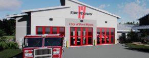 Public Art Committee seeking artists for outdoor artwork at new fire station